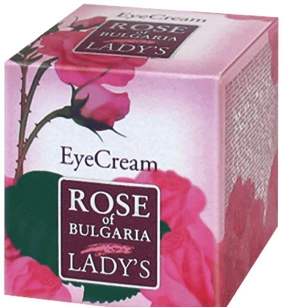 Rózsás szemkrém