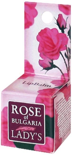 Rózsás ajakbalzsam