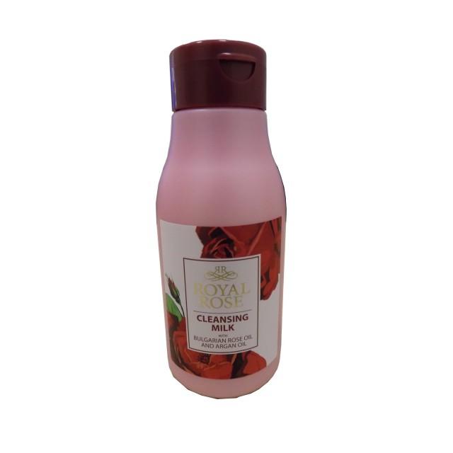 Royal Rose Bio Fresh Argánolajos arclemosó tej 300ml
