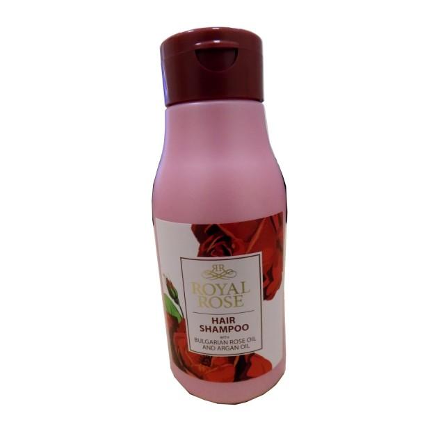 Royal Rose Bio Fresh Argánolajos hajsampon minden hajtípusra 300ml