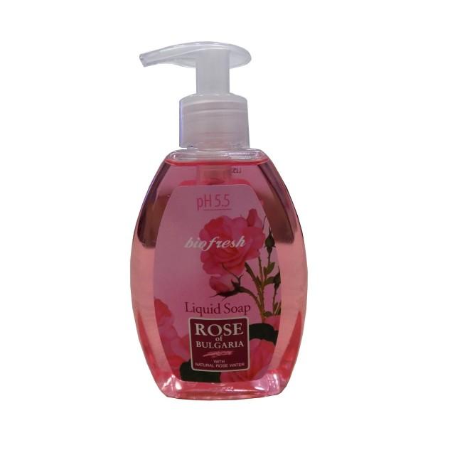 Biofresh rózsás folyékony szappan 300ml