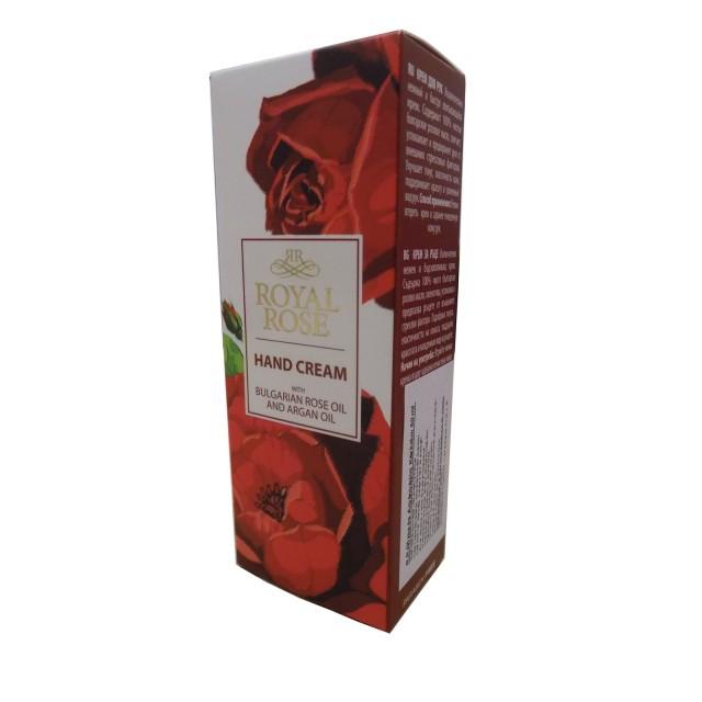 Royal Rose Rózsa és Argánolajos kézkrém 50ml