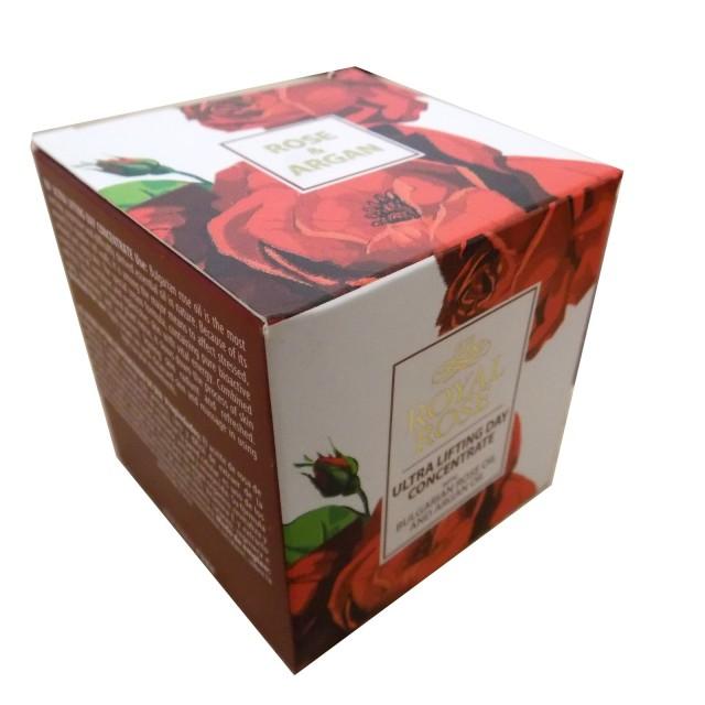 Royal Rose Bio Fresh bőröregedést késleltető multifunkcionális Argánolajos nappali krém 50ml