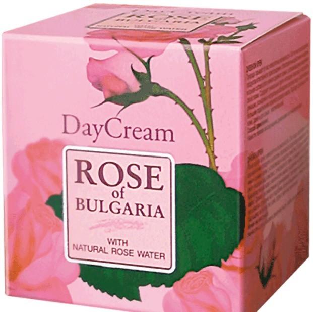 Rózsás nappali krém